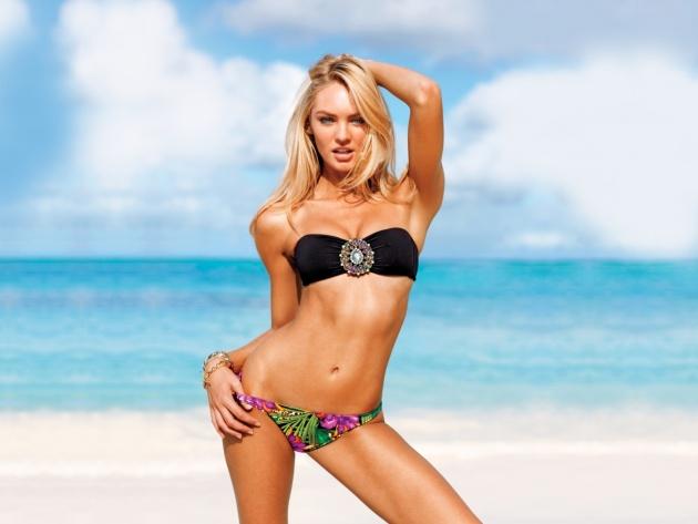 Wallpapers Schönheit Candice Swanepoel (Candice Swanepoel)