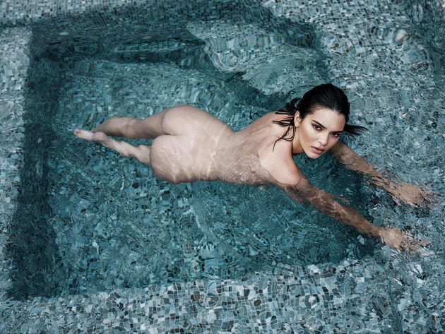 Excellent Naked in the pool more