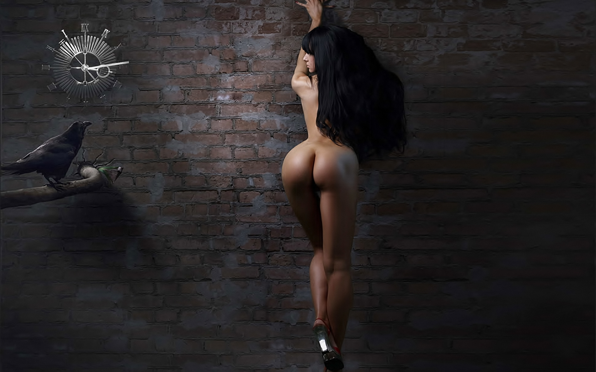 Free Live Black Nude Chicks Wallpapers